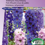 Pied-d'Alouette vivace des jardins Round Table Series mix