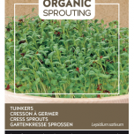 Organic Sprouting Cresson à germer - Buzzy