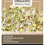 Organic Sprouting Mélange pour salades - Buzzy